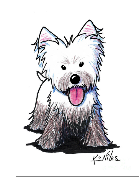 Westie Dog Clipart | Free Images at Clker.com - vector ...