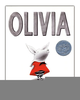 Olivia The Pig Clipart Image