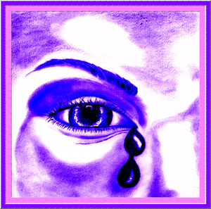 Weeping Eye Image