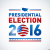 Presidential Election Clipart Image