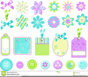 Free Scrapbooking Clipart Embellishments Free Images At Clker Com Vector Clip Art Online Royalty Free Public Domain
