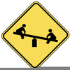 Clipart Road Signs Image