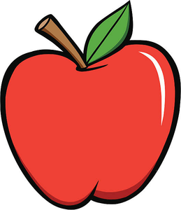 Free School Apple Clipart | Free Images at Clker.com ...