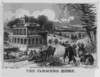 The Farmers Home, Winter Clip Art