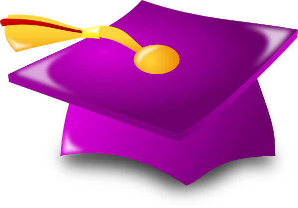 graduation hat clipart free - photo #49
