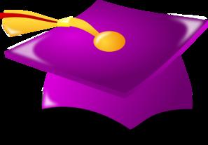 Graduation Cap Clip Art at Clker.com - vector clip art online ...
