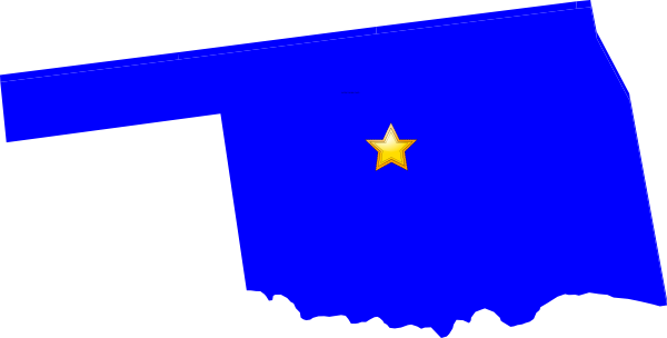 Oklahoma Map