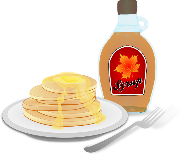 Pancakes Clip Art at C...