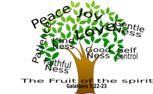 The Fruit Of The Spirit Clip Art
