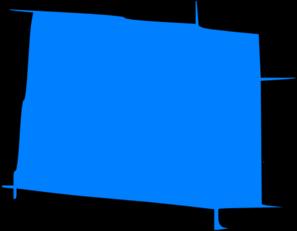 Colorado Map Art.Colorado Map Blue Clip Art At Clker Com Vector Clip Art Online