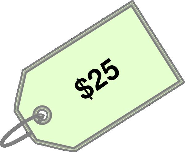 Price 25 Clip Art at Clker.com - vector clip art online ...