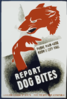 Report Dog Bites Clip Art