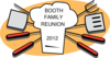 Booth Family Reunion Clip Art