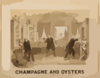 Champagne And Oysters Clip Art