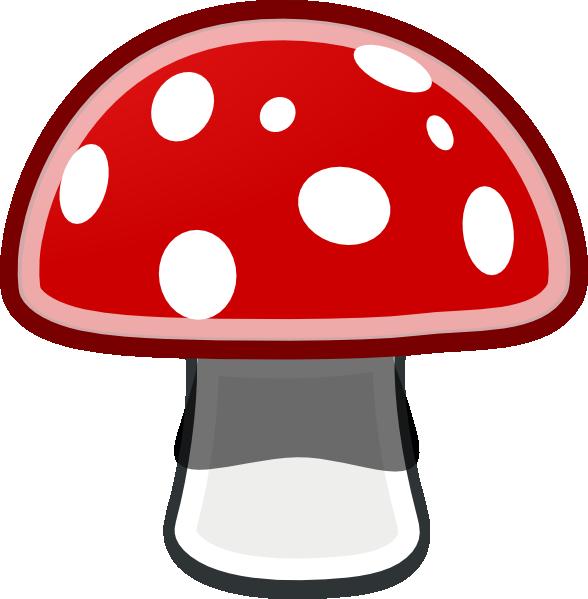 mushroom red spots clip art at clker com vector clip art Nose Clip Art Pointing At Baby Drinking Clip Art
