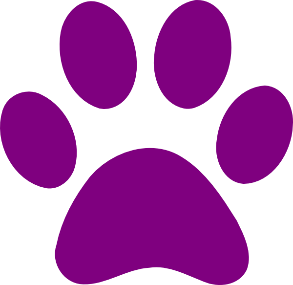 Yellow Paw Print Clip Art At Clker Com Vector Clip Art Online Royalty Free Public Domain Seeking for free paw print png images? clker