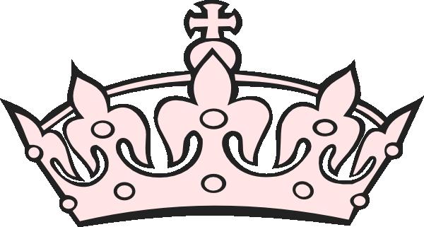 princess crown clipart. Pink Tiara clip art