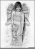 Guardian Angel Drawing Image