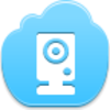Free Blue Cloud Webcam Image