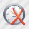 Icon Clock Remove Image