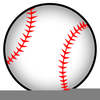 Baseball Clipart Black And White Free Image