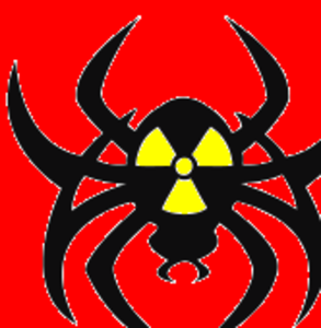 Radioactive Spider Design Image