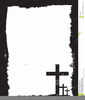Christian Clipart Free Black And White Image
