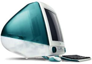 Bondi Imac   Free Images at Clker.com - vector clip art online ...