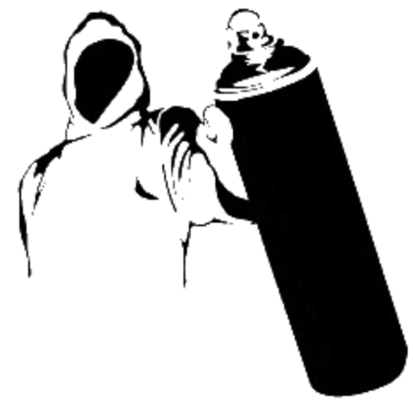 Spray Paint Bottle Drawings Spray Image Clipart