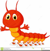 Cute Insect Clipart Image