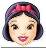 Snow White Face Image