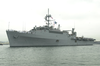 Uss Ogden (lpd 5) Leaves Naval Station, San Diego To  Begin A Regularly Scheduled Deployment Image