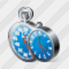 Icon Stop Watch Clock Image