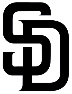 San Diego Padres Logo | Free Images at Clker.com - vector clip art ...