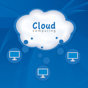 Cloud Computing 1 | Free Images at Clker.com - vector clip ...