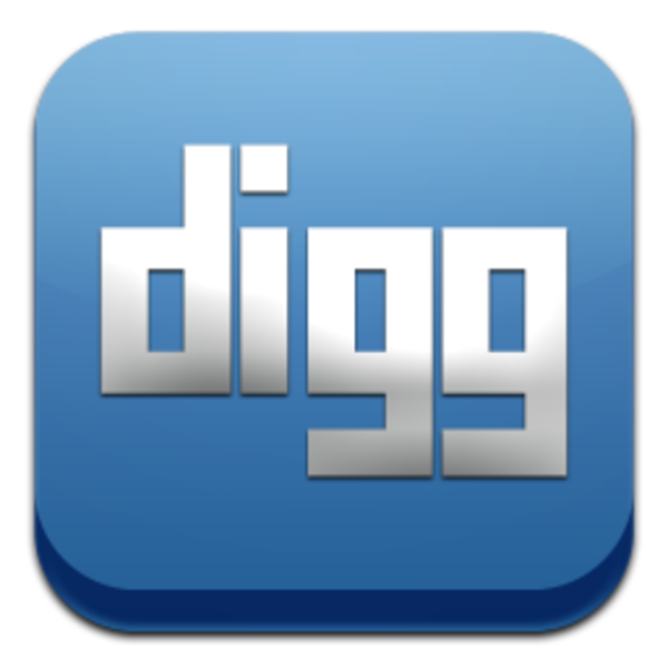 Digg Icon 1 | Free Images at Clker.com - vector clip art ...