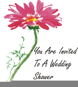 clipart for bridal showers image