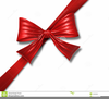 Free Christmas Bows Clipart Image