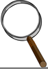 Free Clipart Of Magnifying Glasses Image