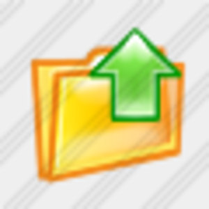 Icon Folder Up 1 Image