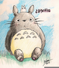 Totoro Drawing Tumblr Image