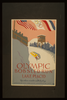 Olympic Bobsled Run, Lake Placid Up Where Winter Calls To Play. Image