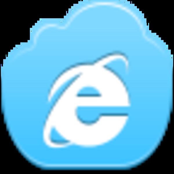 Internet Explorer Icon...