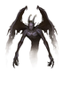 Clipart Of Bloody Demons Image