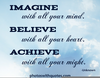 Believe Quotes Image