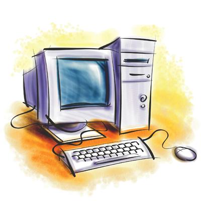 desktop computer image computer clipart free images at clker com rh clker com clip art computer definition clip art computer icons