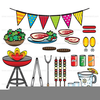 Bar And Grill Clipart Image