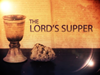 Free Clipart The Lords Supper Communion Image