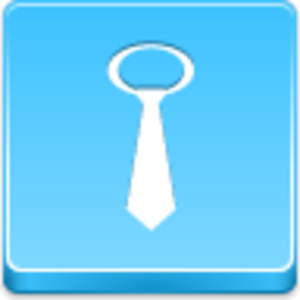 Free Blue Button Icons Tie Image