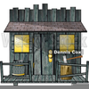 Shack Shed Clipart Image